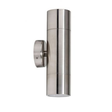 316 Marine Grade Stainless Steel Wall Pillar Light