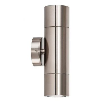 Tivah Aluminium Up/Down Wall Pillar Light