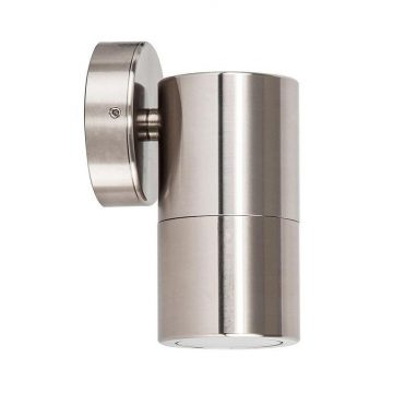 Tivah Aluminium Single Fixed Wall Pillar Light