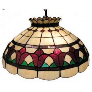 Leadlight Pendant P161333