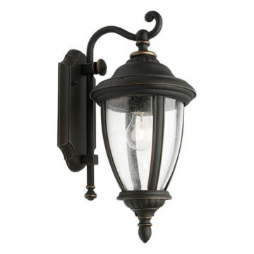 Oxford 1 Light Exterior Coach Light