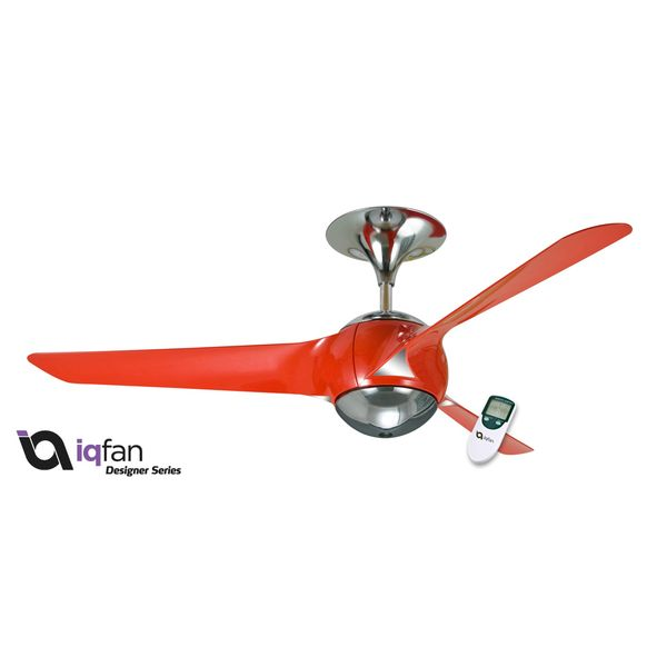 EON High Performance Fan In Red