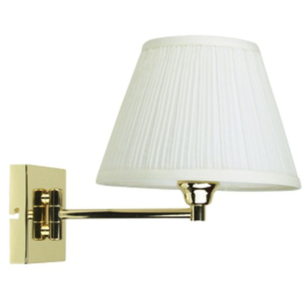 Wall Sconces Nsw : Swingley Polished Brass Wall Light Amore Lighting Indoor & Outdoor Lighting Specialists ...