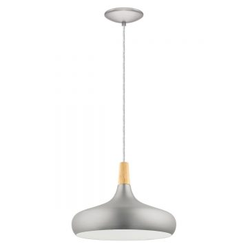 Sabinar Metal/Wood Pendant Light Large