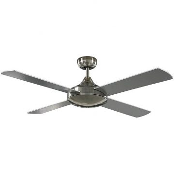 The FourSeasons Primo 48″ Ceiling Fan series incorporates sleek contemporary design features at a budget price. Integrating the latest interior design trends allows the Primo to aesthetically alter the look and feel of any room