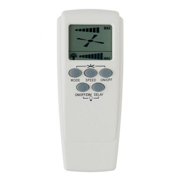 Mercator Universal LCD Ceiling Fan Remote Control