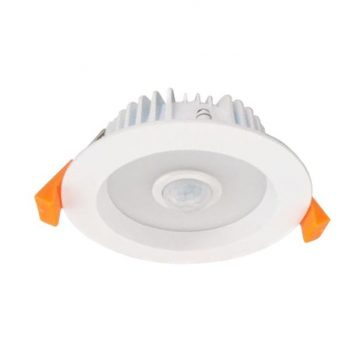 MOTION series: LED motion sensor downlights