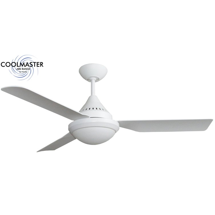 Imperial 48 3 Blade Ceiling Fan With E27 Light Amore