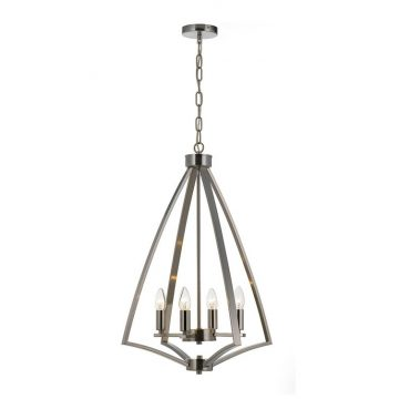 Crispin 4 light Pendant