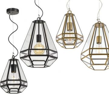 Espada Geometric Pendant Light