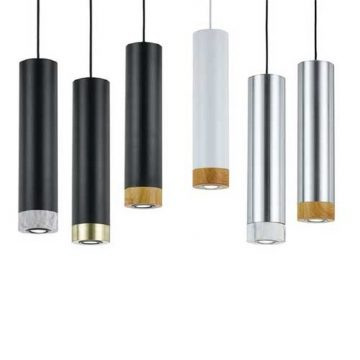 Dakota Cylinder Pendant Light