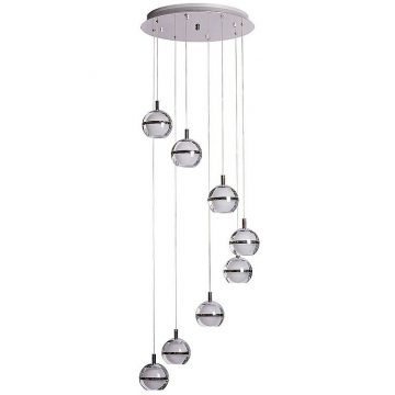 Pod 8 Light LED Pendant